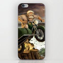 Major Chronicles The Major iPhone Skin