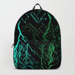 Techno Tree Backpack