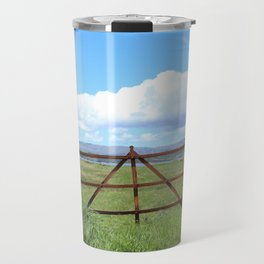 Rusty Gate Farm Travel Mug