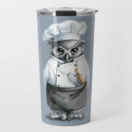 Baker Owl Travel Mug
