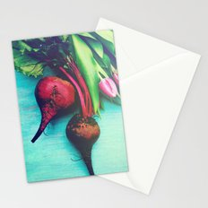 The Beet Goes On - Red Beet Stationery Cards