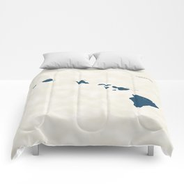 Hawaii Parks - v2 Comforters