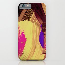 Neon Nights iPhone Case
