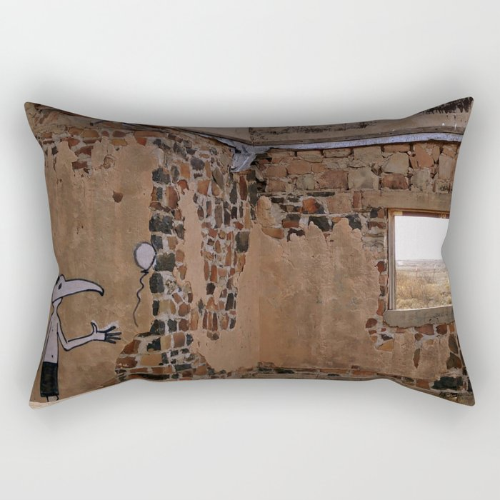 School of Toth Rectangular Pillow