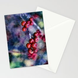 A Colorful Life Stationery Cards
