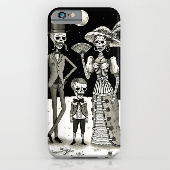 Family Portrait of the Passed iPhone & iPod Case