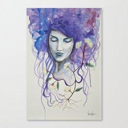 Essenziale Canvas Print