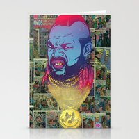 foo fighters Stationery Cards featuring Pity Da Foo by Beery Method