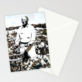 Migrant Farmer Stationery Cards