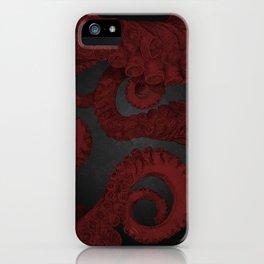Octopus 4. iPhone Case