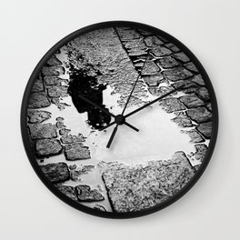 Being Watched Wall Clock