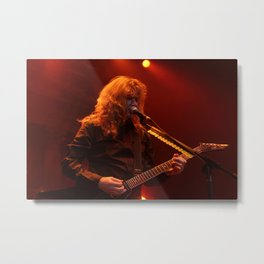 Megadeth Live at the State  Metal Print