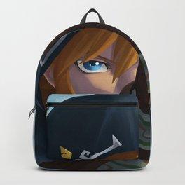 Link Warrior Artwork Backpack