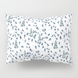 Let's Go Skiing! – Xmas Edition Pillow Sham