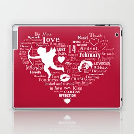 The Red Heart Laptop & iPad Skin