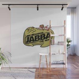 My Neighbor Jabba Wall Mural