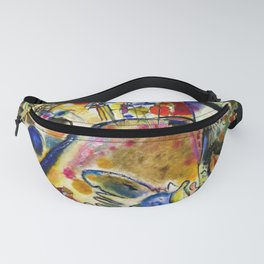 Wassily Kandinsky - Small Pleasures Fanny Pack