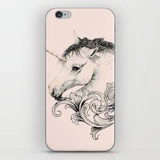 Classic Unicorn iPhone & iPod Skin