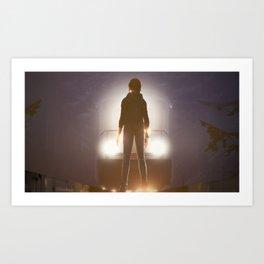 Life Is Strange 15 Art Print