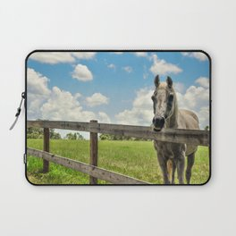 Horse Sanctuary for Abused and Neglected Horses Laptop Sleeve