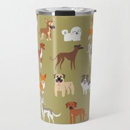 AFRICAN DOGS Travel Mug