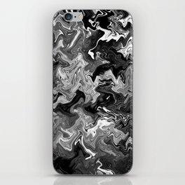 Muddled Three iPhone Skin