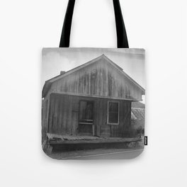 The Good Old Shack Tote Bag