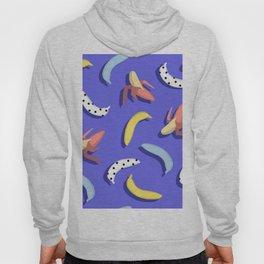 Abstract banana pattern. Hoody