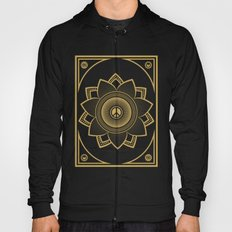 Peace Lotus Hoody