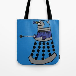 Pop Dalek Tote Bag