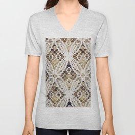 Fabric 1 Unisex V-Neck