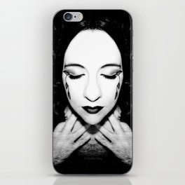 Remembrance of fears iPhone Skin