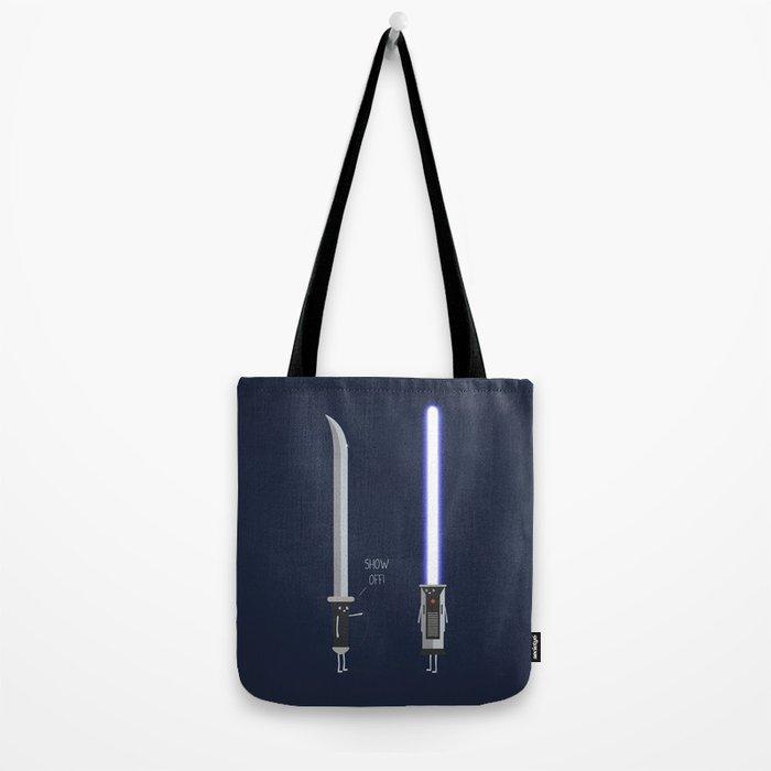 Show Off II Tote Bag