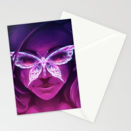 Butterfly Rash - Lupus Awareness Stationery Cards
