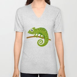 Chameleon Unisex V-Neck