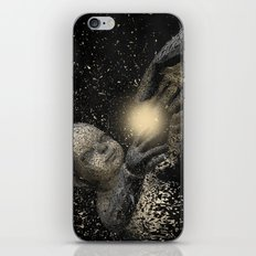 Dont Lose It iPhone Skin