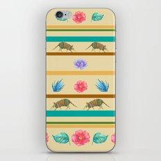 Armadillo Pattern iPhone Skin