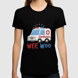 Paramedic  Ambulance Gift T-shirt