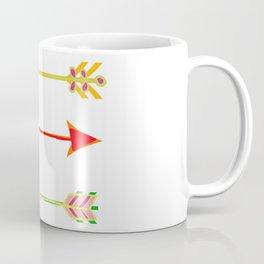 Arrow minded Coffee Mug