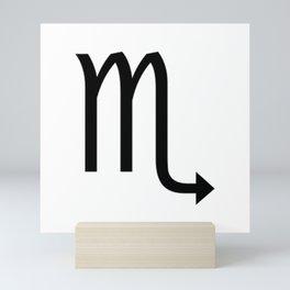 Scorpio Mini Art Print