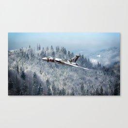 A Vulcan Christmas Canvas Print