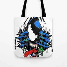 Ripped Venom  Tote Bag