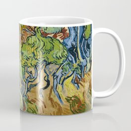 Tree Roots by Vincent van Gogh (July 1890) Coffee Mug