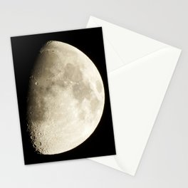 October Moon Stationery Cards