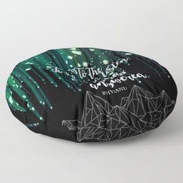 ACOMAF - Starfall Floor Pillow