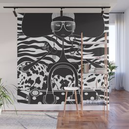 Marc Jacobs Close Wall Mural