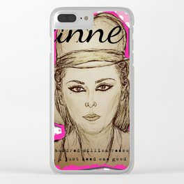 (Joanne - Million Reasons) - yks by ofs珊 Clear iPhone Case