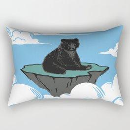 Lonely Bear Rectangular Pillow