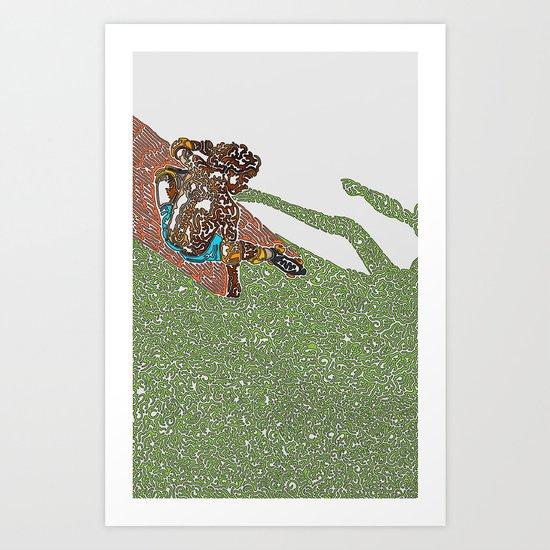 1977 Art Print