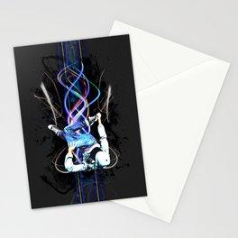 b-boy life Stationery Cards
